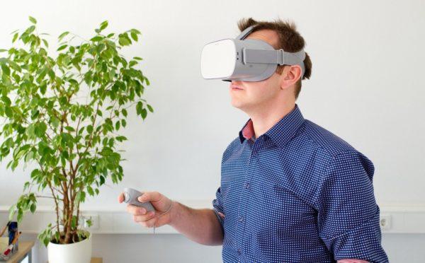 Erweiterte und virtuelle Realität