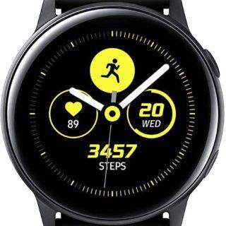 Review: Samsung Galaxy Watch Active vorgestellt