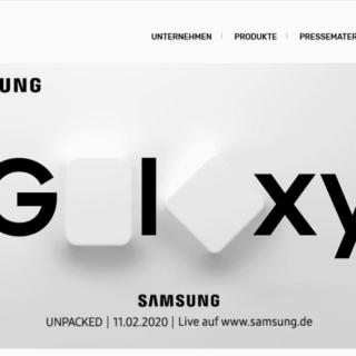 Samsung Galaxy S20 - Modelle, Spezifikationen und Preise