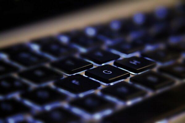 PC Eingabegeräte-Computertechnik-Linkshändertastatur