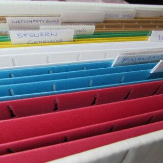 Archivierungssoftware - Dokumente elektronisch archivieren und verwalten