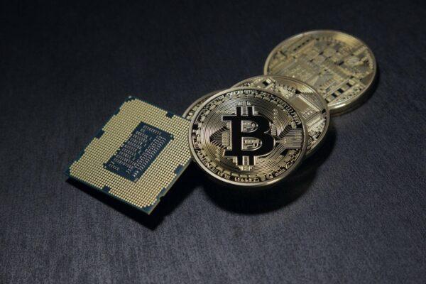 Bitcoin-Zertifikat elektronisch berechnet