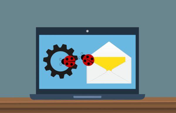 So sind die Betrugs-Mails aufgebaut