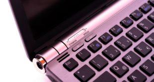 Tastatur beim Gaming Laptop