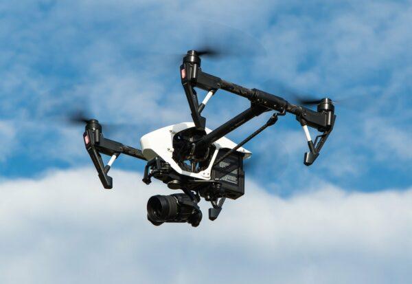 Drohnenaufnahmen z.B. mit der DJI Inspire