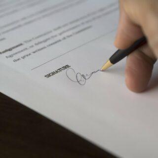 Digitale Signatur: So funktioniert die digitale Unterschrift