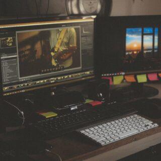 Wie groß sollte ein PC-Monitor sein?