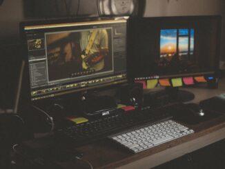 Wie groß sollte der PC Monitor sein