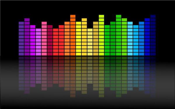 Datenrate der MP3-Datei