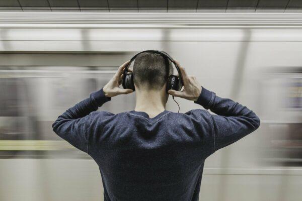 Kopfhörer mit Noise Cancelling