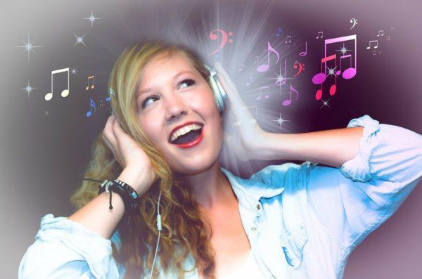 MP3-Qualität beim Musik hören