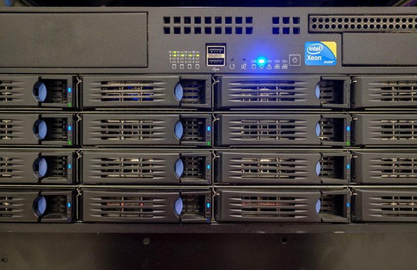 Aufbau eines Bare-Metal-Servers