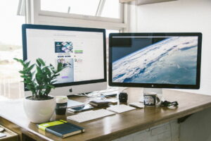 Monitor für das Homeoffice