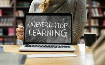Online lernen über das Internet