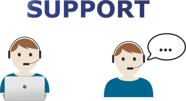 Telefon-Support bei der Helpdesk Software EcholoN
