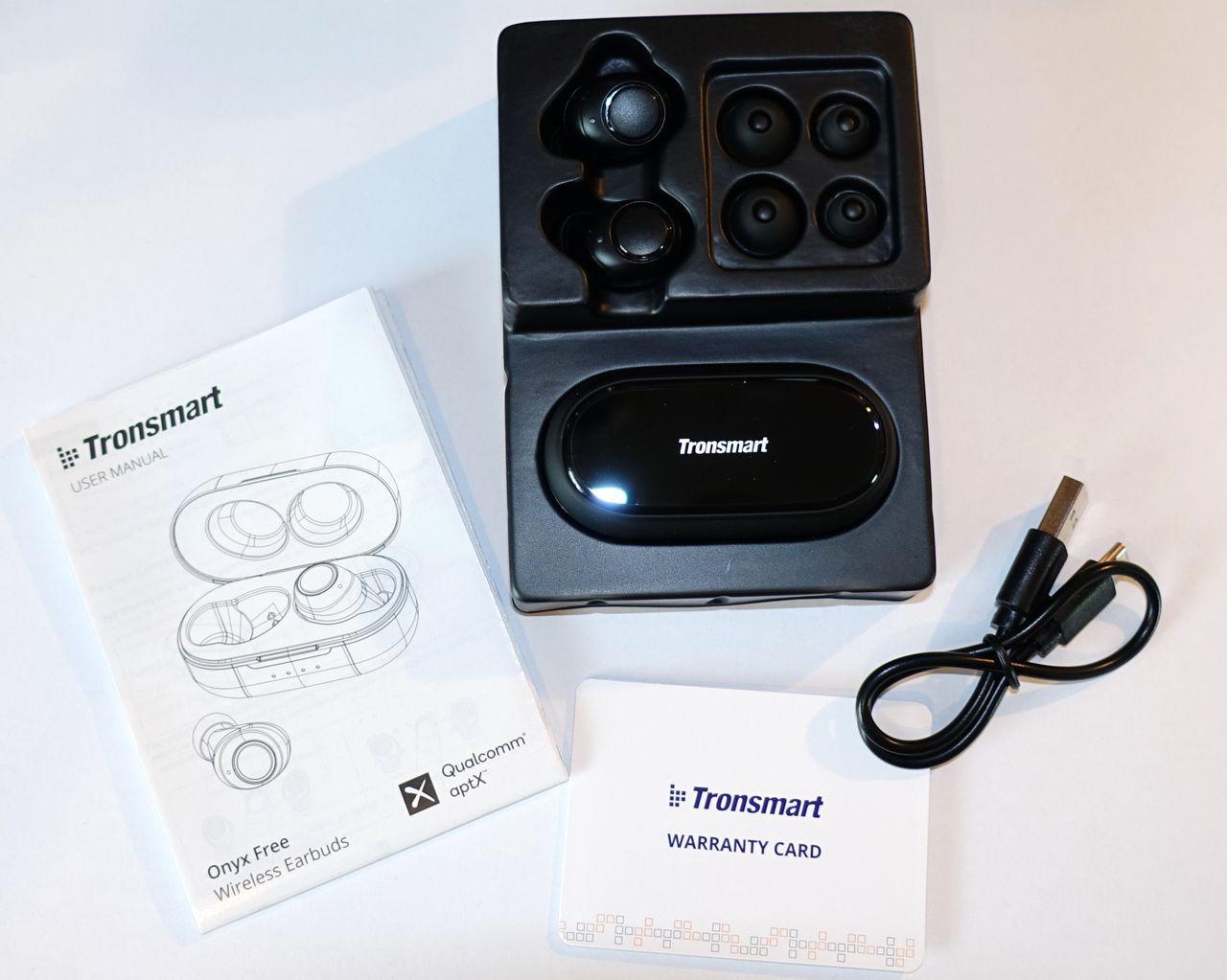 Tronsmart Onyx Free Bluetooth Kopfhörer im Test