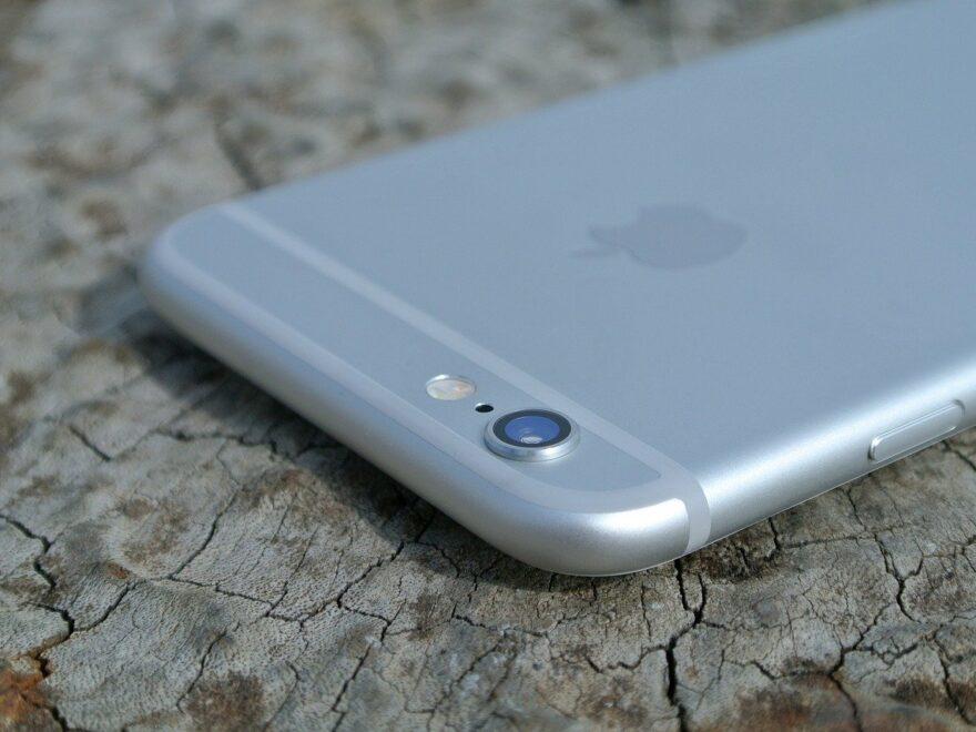iPhone 6 mit iOS