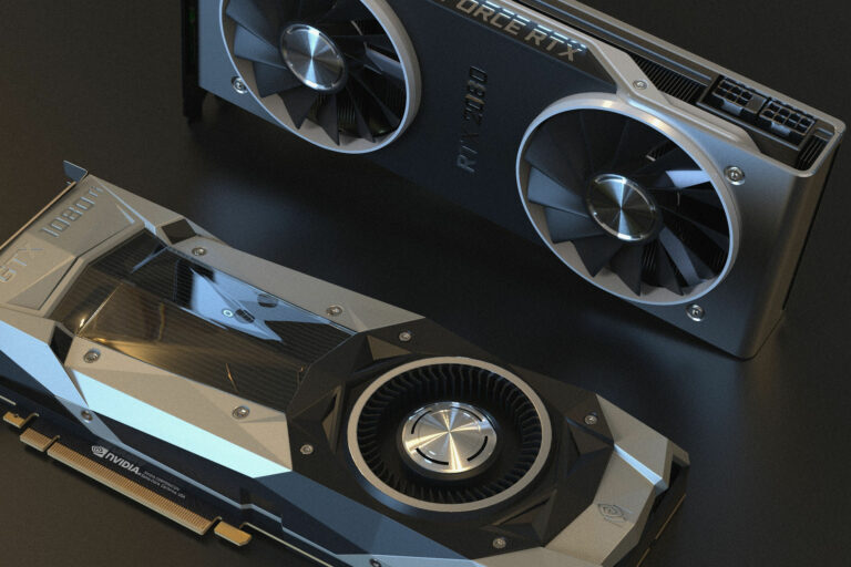 Nvidia GeForce RTX Grafikkarte
