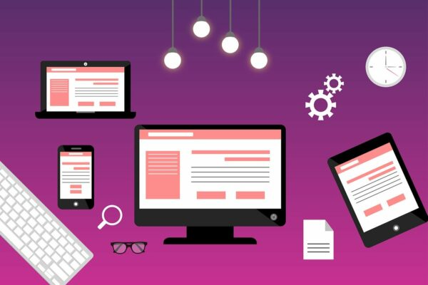 Kostenlose Homepage mit einem Homepage-Baukasten