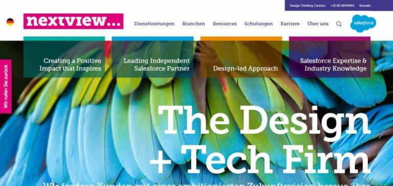 Nextview – Der Desgin-Thinking Spezialist