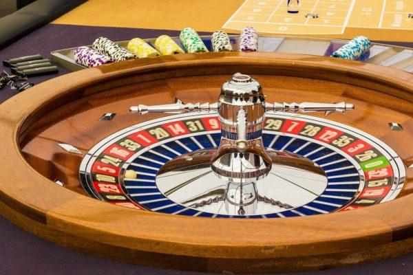 Roulette und andere Glücksspiele