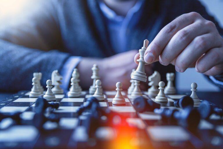 Schach und andere Strategiespiele