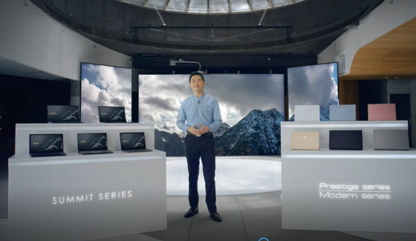 MSI präsentiert Laptop-Reihe für den Business-Bereich