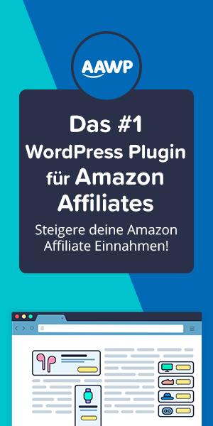 Amazon Affiliate WordPress Plugin - Das #1 Plugin für erfolgreiches Affiliate Marketing