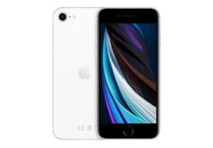 Refurbished iPhone SE 2020 in Weiß