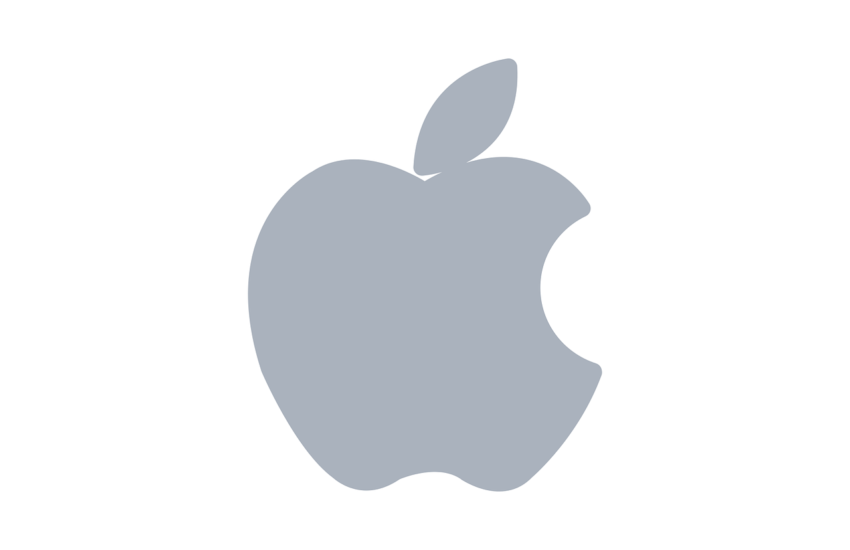 Apple Logo für iPhone und Mac