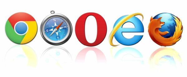 Spuren im Browser