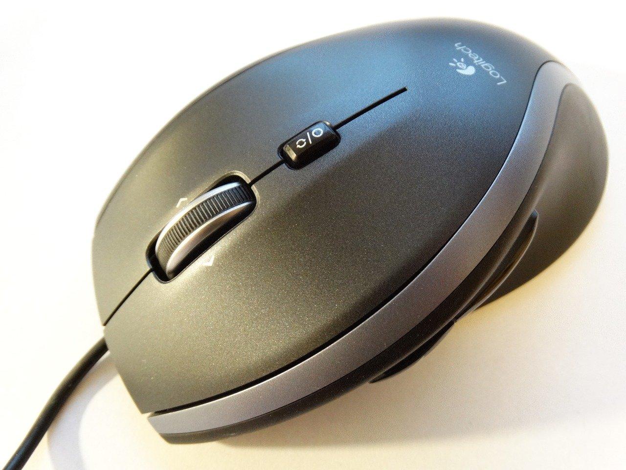 Wie funktioniert eine PC-Maus?