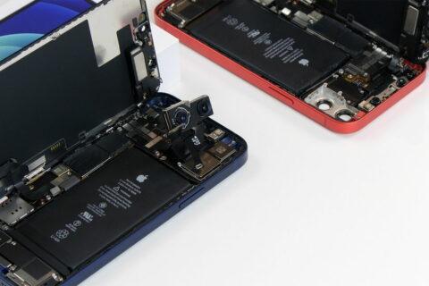 Reparatur des iPhone 12