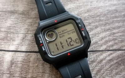 Amazfit Neo Smartwatch im Retro-Design