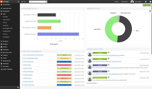 Was ist ERP-Software?