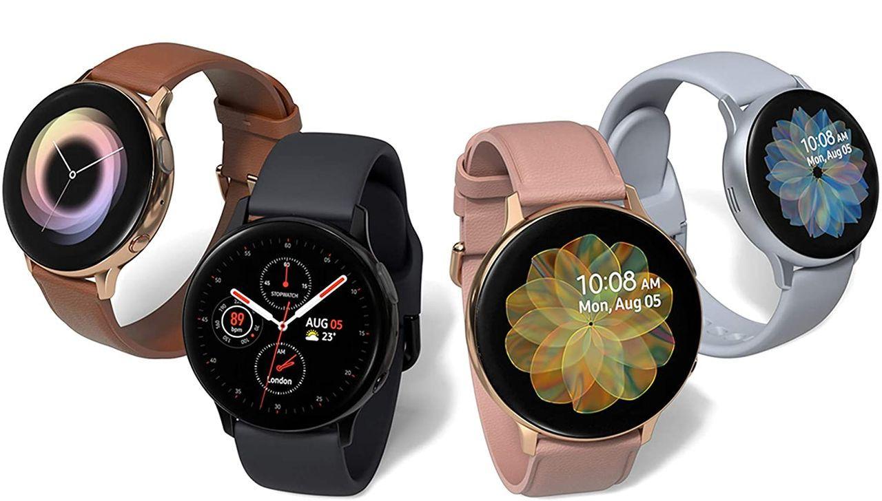 Review: Samsung Galaxy Watch Active 2 vorgestellt