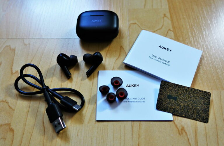 AUKEY EP-T27 Lieferumfang