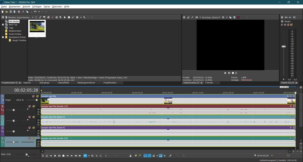 Magix Vegas Pro 18 - für wen lohnt sich die Videobearbeitungssoftware?