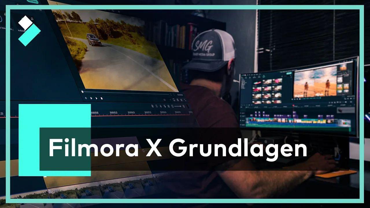 Wondershare Filmora: Videobearbeitung für Anfänger und Fortgeschrittene