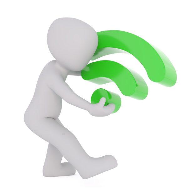 Tempo und Reichweite von Wi-Fi 6