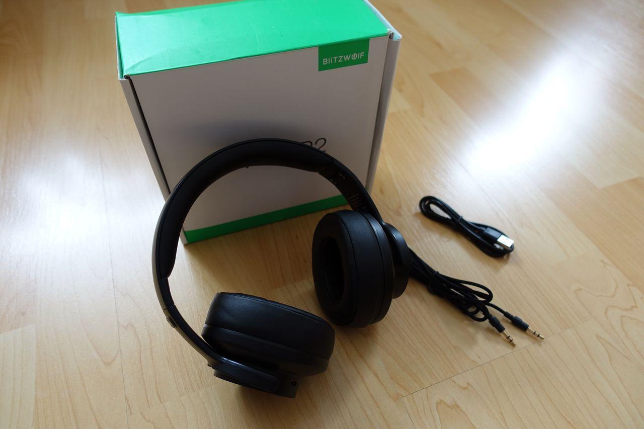 Blitzwolf BW-HP2 Wireless Headset im Test