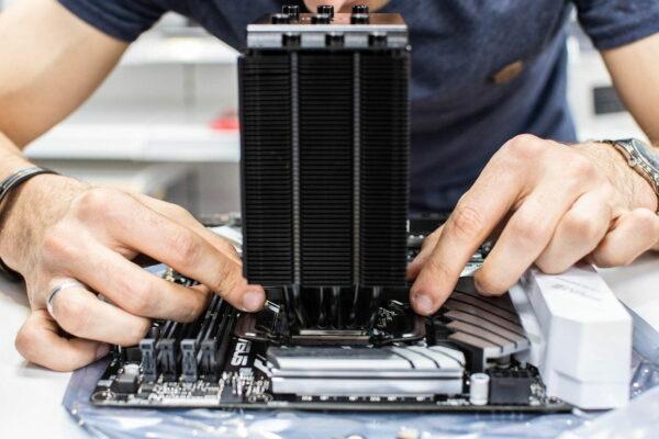 Hardware für den Gaming PC zusammenbauen