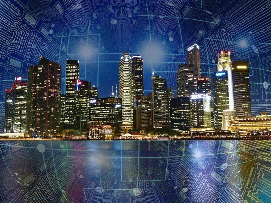 Smart Cities: digitale vernetzte Städte