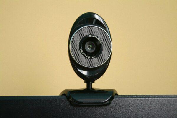 Webcam für Videokonferenzen