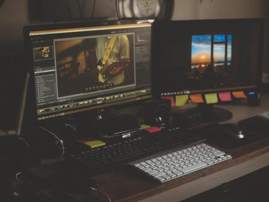 Animationen, Grafiken, Texte oder Videos für Digital Signage