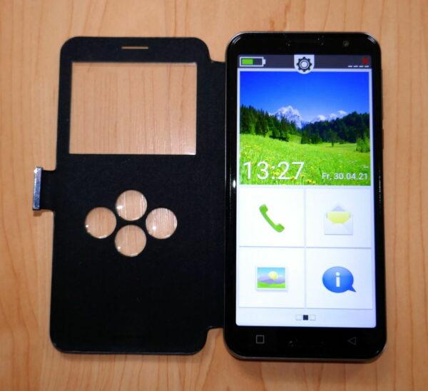 emporiaSMART.5 mit Smart-Cover