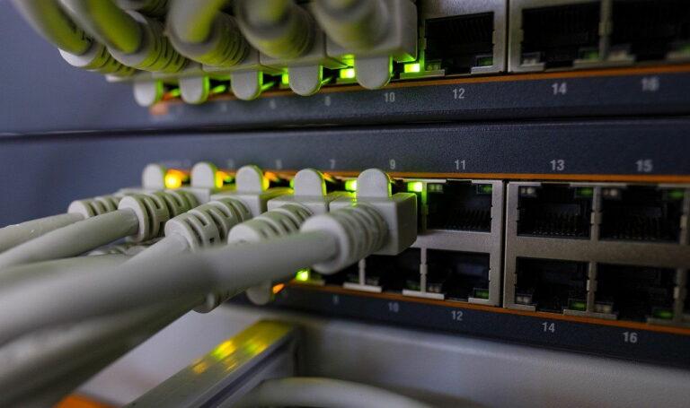 Was macht ein Switch im Netzwerk