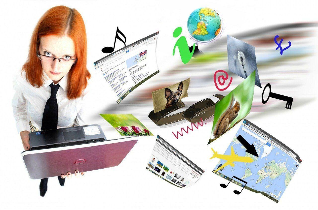 Designvorlagen für die perfekte Homepage