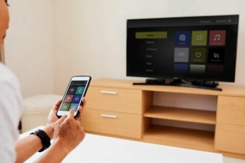 Smartphone als Fernbedienung für den TV nutzen