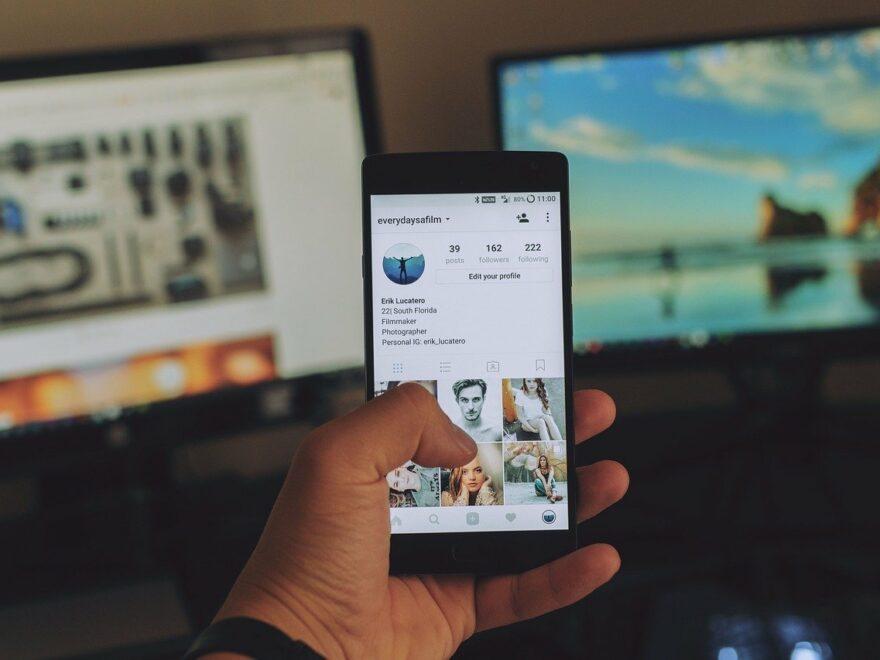Bilder und Videos für Social Media nutzen